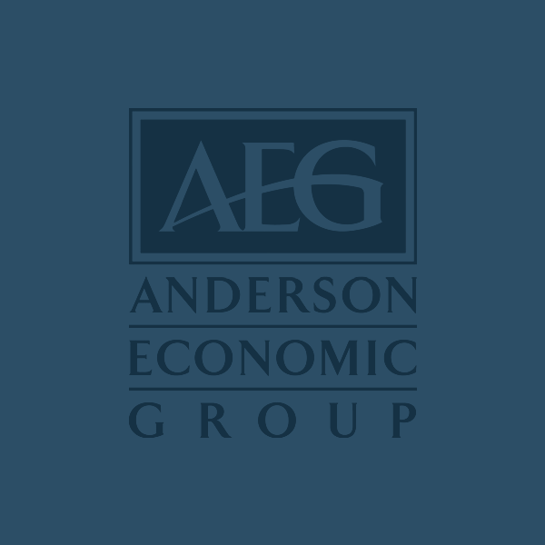Anderson Economic Group Alcohol